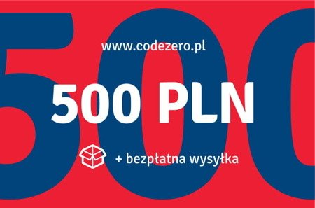 KARTA PODARUNKOWA - 500